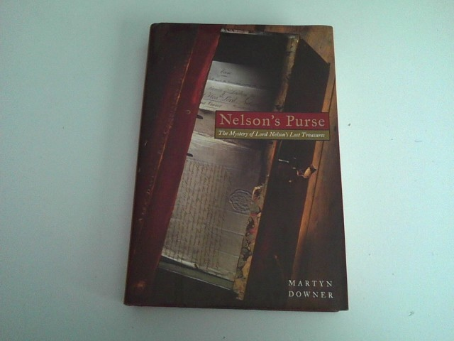 Image for NELSON'S PURSE The Mystery of Lord Nelson's Lost Treasures