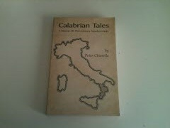 Image for CALABRIAN TALES A Memoir of 19th Century Southern Italy