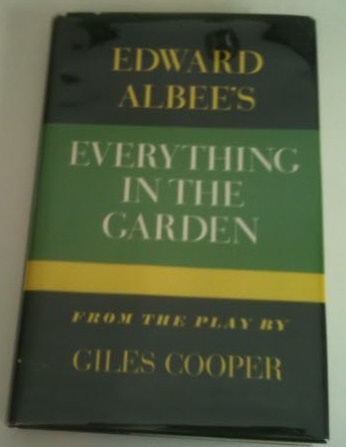 Image for EDWARD ALBEE'S EVERYTHING IN THE GARDEN FROM THE PLAY BY GILES COOPER