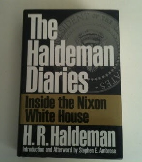 Image for The Haldeman Diaries Inside the Nixon White House