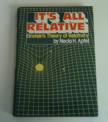 Image for It's All Relative Einstein's Theory of Relativity
