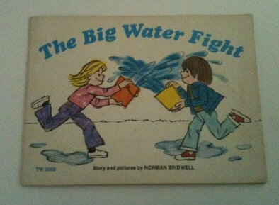 Image for THE BIG WATER FIGHT