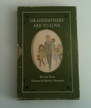 Image for GRANDFATHERS ARE TO LOVE / GRANDMOTHERS ARE TO LOVE
