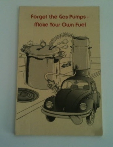 Image for Forget the Gas Pumps - Make Your Own Fuel