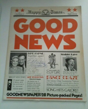 Image for Happy Times Good News The Thirties