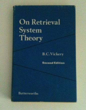 Image for On Retrieval System Theory