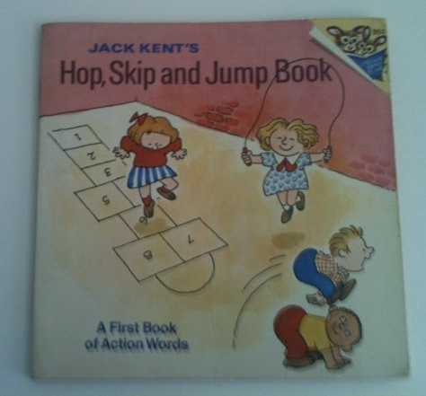 Image for Hop, Skip and Jump Book A First Book of Action Words