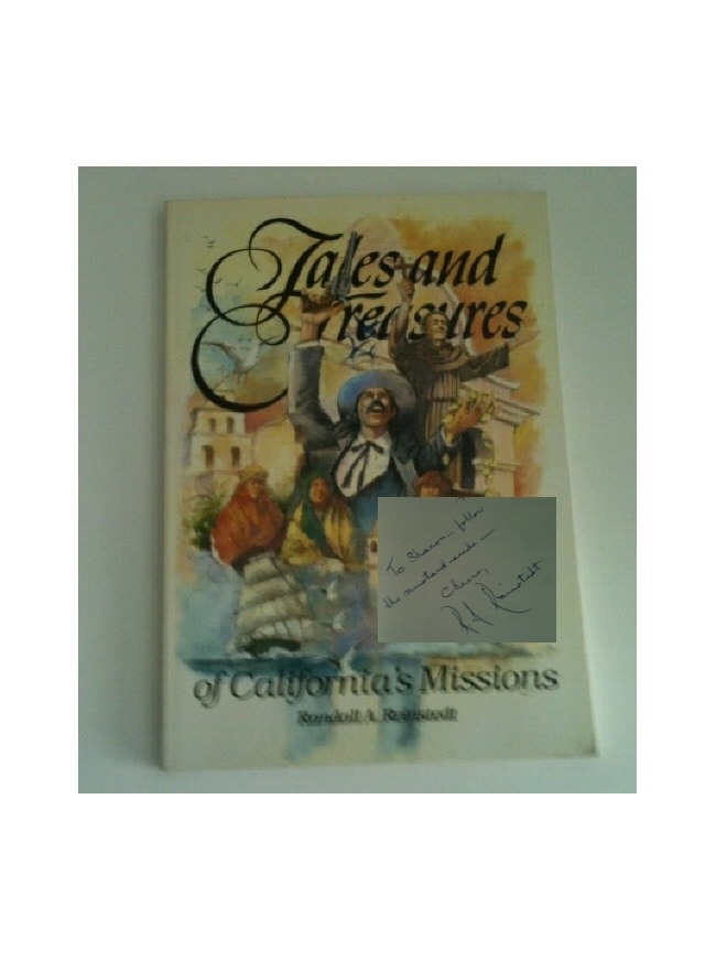 Image for Tales and Treasures of California's Mission (Signed Edition)