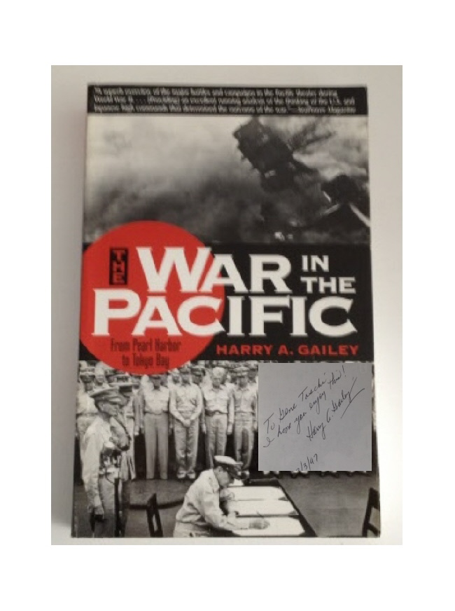 Image for The War in the Pacific From Pearl Harbor to Tokyo Bay