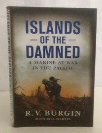 Image for Islands of the Damned  A Marine at War in the Pacific