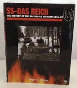 Image for SS-Das Reich The History of the Second SS Division 1941-45