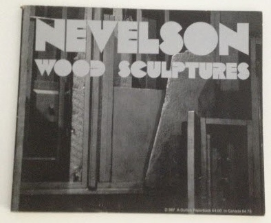 Image for Nevelson Wood Sculptures