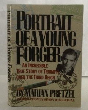 Image for Portrait of a Young Forger An Incredible True Story of Triumph over the Third Reich