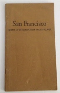 Image for San Francisco Center of the California Vacationland