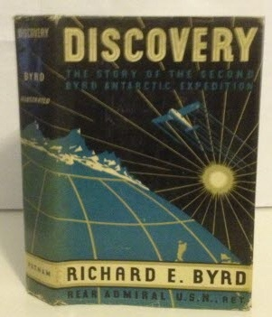 Image for Discovery  The Story of The Second Byrd Antarctic Expedition