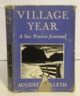 Image for Village Year A Sac Prairie Journal