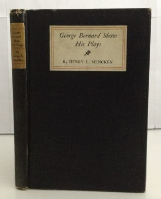Image for George Bernard Shaw  His Plays