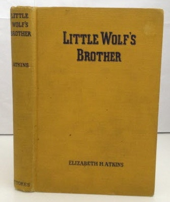 Image for Little Wolf's Brother A Story of the California Indians