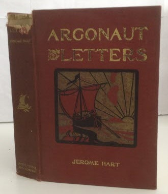 Image for Argonaut Letters