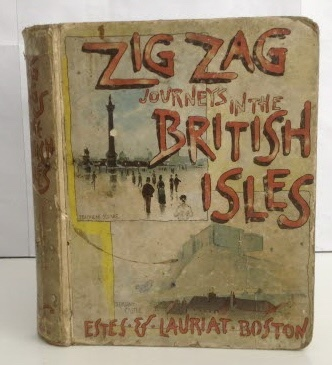 Image for Zig Zag Journeys in the British Isles