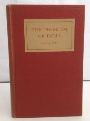 Image for The Problem of India
