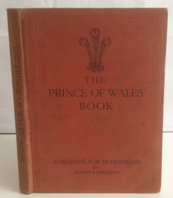 Image for The Prince of Wales Book A Pictorial Record of the Voyages of H.M.S. Renown 1919-1920
