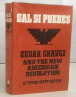 Image for Sal Si Puedes Cesar Chavez and the New American Revolution