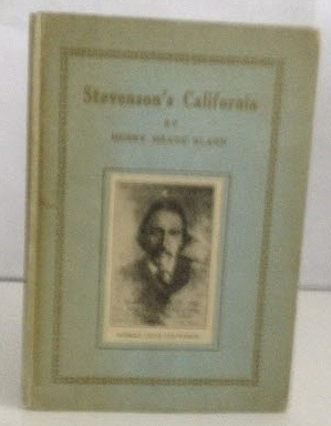 Image for Stevenson's California