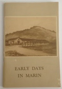 Image for Early Days in Marin A Picture Review