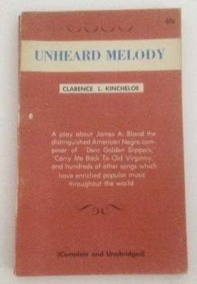 Image for Unheard Melody