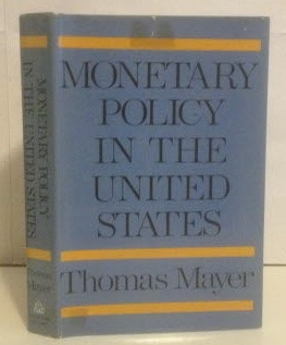 Image for Monetary Policy in the United States