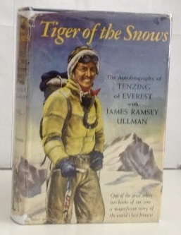 Image for Tiger of the Snows