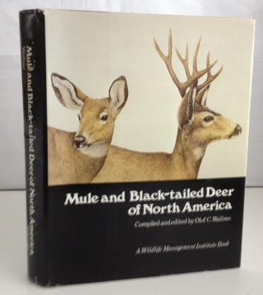 Image for Mule and Black-Tailed Deer of North America