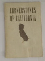Image for Cornerstones of California