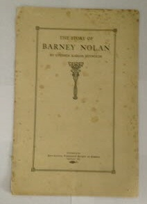 Image for The Story of Barney Nolan