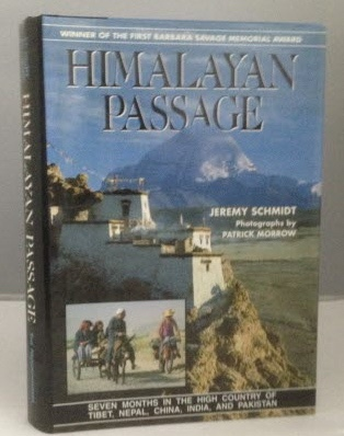 Image for Himalayan Passage Seven Months in the High Country of Tibet, Nepal, China, India & Pakistan