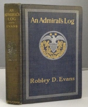 Image for An Admiral's Log Being Continued Recollections of Naval Life