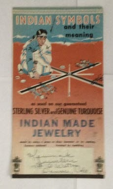 Image for Indian Symbols and Their Meaning As Used on Our Guaranteed Sterling Silver and Genuine Turquoise Indian Made Jewelry