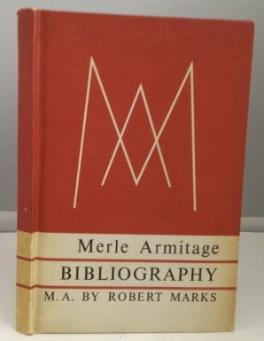 Image for Merle Armitage Bibliography