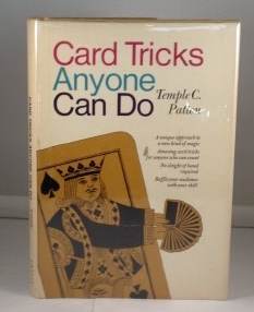 Image for Card Tricks Anyone Can Do A Mathematical Approach to Card Magic
