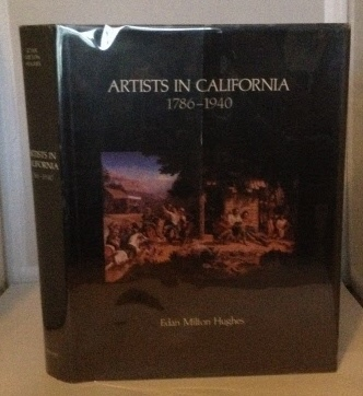 Image for Artists in California 1786-1940