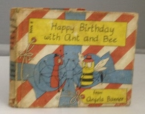 Image for HAPPY BIRTHDAY WITH ANT AND BEE