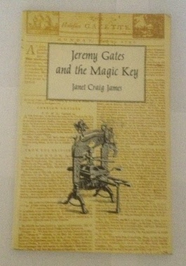 Image for Jeremy Gates and the Magic Key