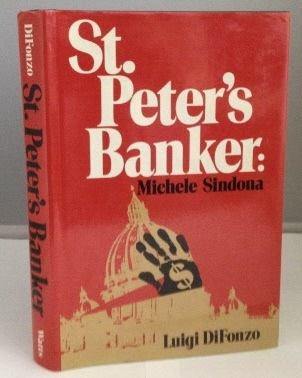 Image for St. Peter's Banker: Michele Sindona