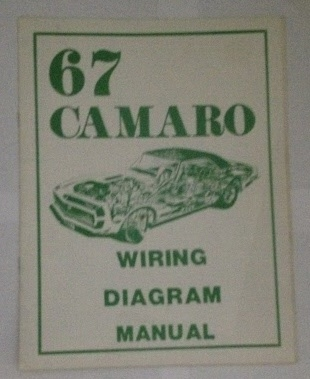 Image for 67 Camaro Wiring Diagram Manual