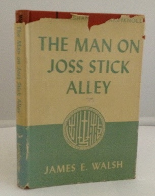 Image for The Man on Joss Stick Alley