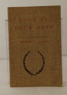 Image for Love in Four Keys A Collection of Poems