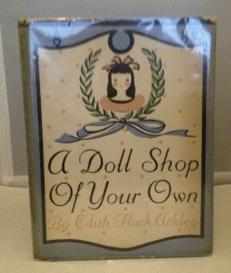 Image for A Doll Shop Of Your Own