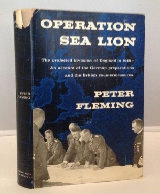 Image for Operation Sea Lion The Projected Invasion of England in 1940 - an Account of the German Preparations and the British Countermeasures