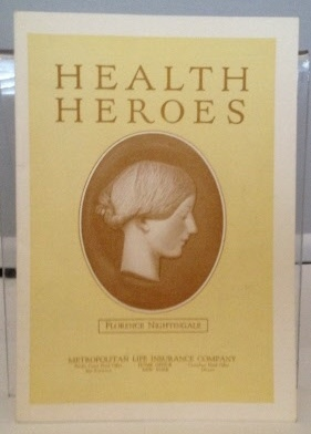 Image for Health Heroes Florence Nightingale